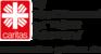 Fits in 160x50 caritas logo mit slogan und www