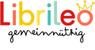 Fits in 160x50 librileo gemein logo