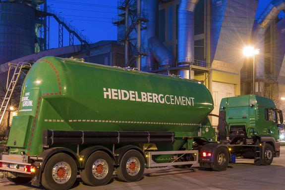 Praktikum bei HeidelbergCement AG