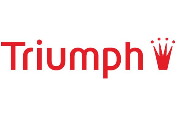 Praktikum bei Triumph International